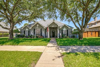 Forney Single Family Home Active Option Contract: 300 Hillside Drive