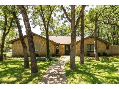 Colleyville Single Family Home For Sale: 5409 Valley View Drive W