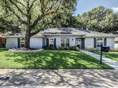 Dallas County Single Family Home For Sale: 11221 Ferndale Road