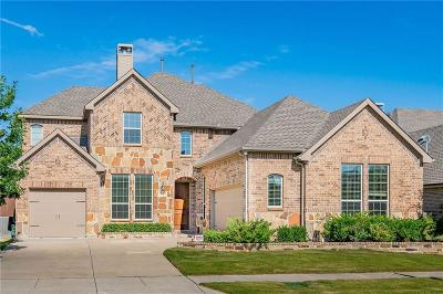 Frisco Single Family Home For Sale: 8659 Ledge Drive