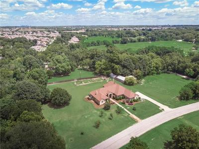 Dallas County Single Family Home Active Option Contract: 1859 Southwood Drive