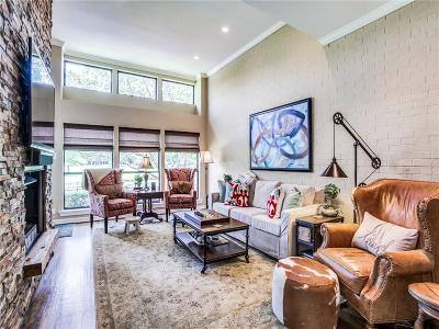 Dallas Condo Active Option Contract: 5014 Westgrove Drive #5014