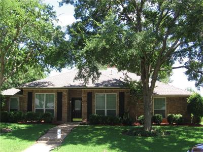 Garland Single Family Home Active Contingent: 1314 Waterford Place