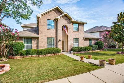 Rockwall Single Family Home For Sale: 1525 Timber Ridge Drive