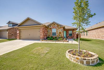 Fate Single Family Home For Sale: 1051 Decker Drive