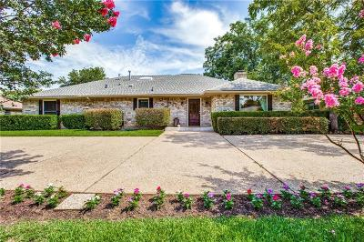 Dallas Single Family Home For Sale: 4223 High Summit Drive