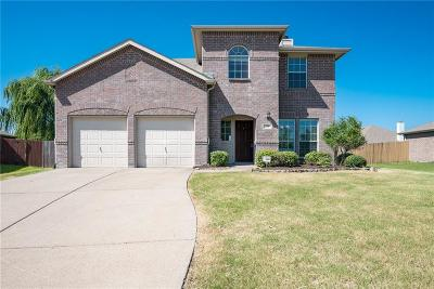 Forney Single Family Home For Sale: 221 Spruce Trail