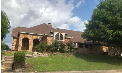 Desoto Single Family Home For Sale: 406 The Meadows Parkway