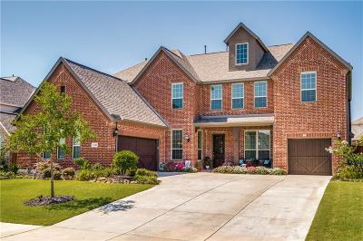 Prosper Single Family Home For Sale: 2300 Lewis Canyon Drive