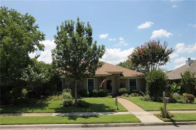 Lewisville Single Family Home For Sale: 1854 College Parkway