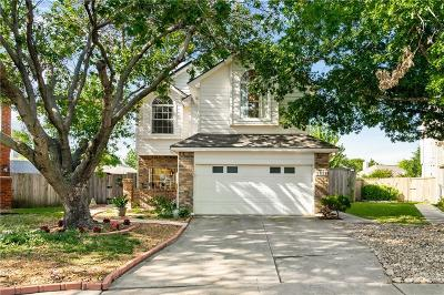 Carrollton Single Family Home For Sale: 3821 Branch Hollow Circle