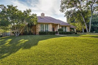 Fort Worth Single Family Home For Sale: 6905 Battle Creek Road