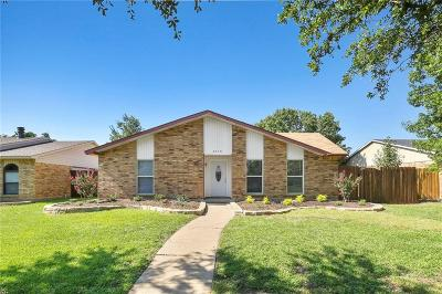The Colony Single Family Home For Sale: 5716 Terry Street