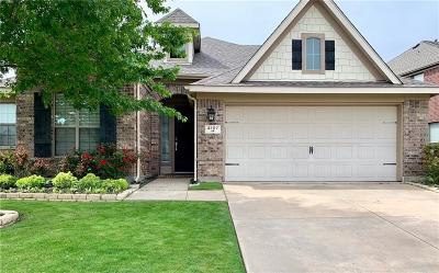 Sachse Single Family Home For Sale: 4107 Lee Hutson Drive
