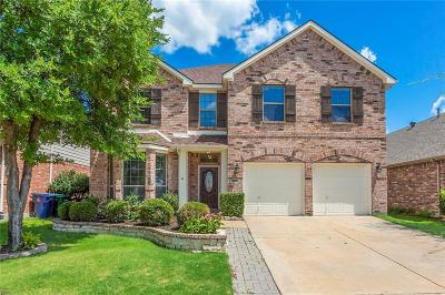 Little Elm Single Family Home For Sale: 835 Lake Forest Trail