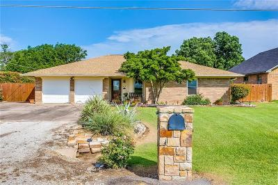 Parker County, Tarrant County, Hood County, Wise County Single Family Home Active Option Contract: 2114 Long Creek Court