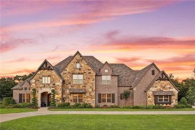 Denton County Single Family Home For Sale: 3 Victory Lane