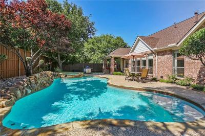 Flower Mound Single Family Home Active Option Contract: 6003 Thorn Trail