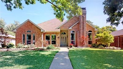 Richardson Single Family Home For Sale: 1405 Ridgemoor Lane