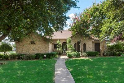 Forney Single Family Home For Sale: 117 Princeton Circle