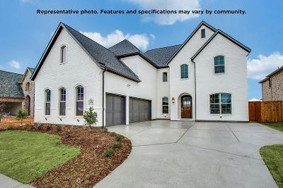 Frisco Single Family Home For Sale: 11380 Copperstone Lane