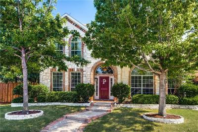 Collin County, Denton County Single Family Home For Sale: 2471 Falcon Point Drive