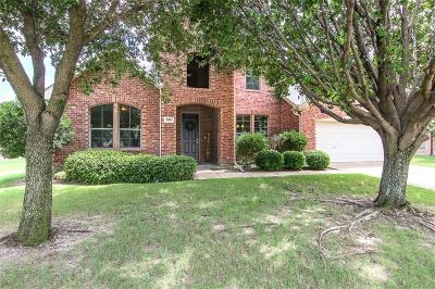 Argyle Single Family Home For Sale: 321 Creekside Trail