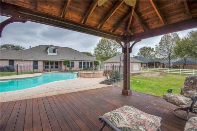 Tarrant County Single Family Home For Sale: 1329 Knox Road