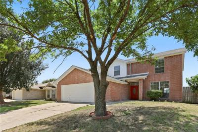 Grand Prairie Single Family Home For Sale: 1925 Fox Meadow Trail