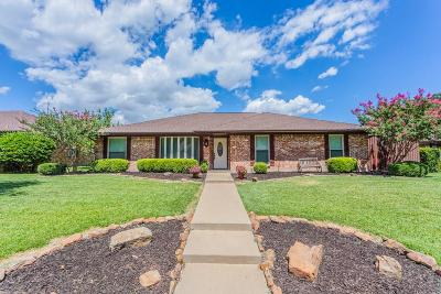 Plano Single Family Home For Sale: 3304 Deep Valley Trail