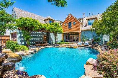 Dallas County Single Family Home For Sale: 7702 Bryn Mawr Drive
