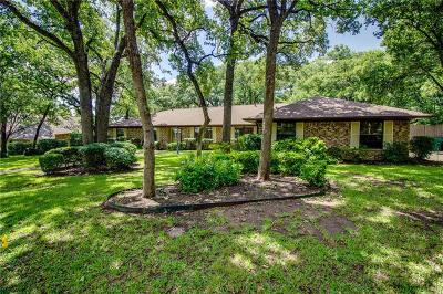 Denton Single Family Home For Sale: 8 Timbergreen Circle