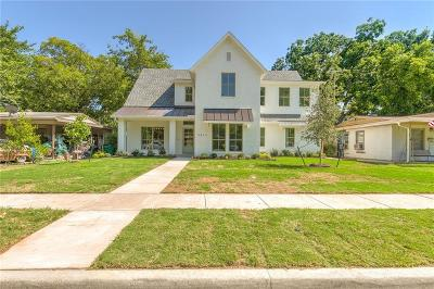 Westworth Village Single Family Home For Sale: 5849 Straley Avenue