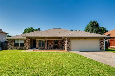 North Richland Hills Single Family Home Active Option Contract: 6705 Ridgewood Drive