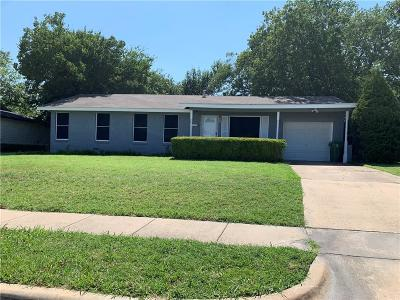 North Richland Hills Single Family Home For Sale: 4135 Flory Street