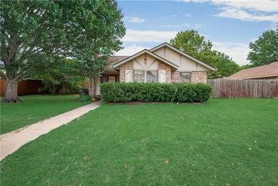 Single Family Home Active Option Contract: 4709 Scots Briar Lane