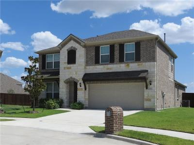 Little Elm Single Family Home For Sale: 2228 Hull Point