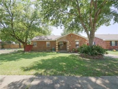 Single Family Home For Sale: 3908 Rochelle Drive