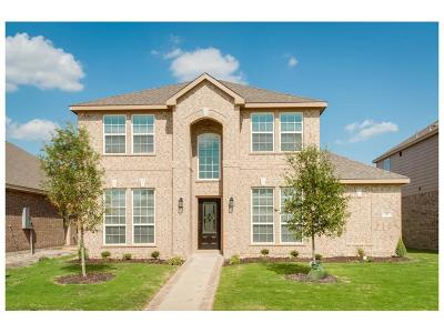Red Oak Single Family Home For Sale: 127 Parks Branch Road