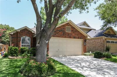 Lewisville Single Family Home For Sale: 933 Plantation Drive