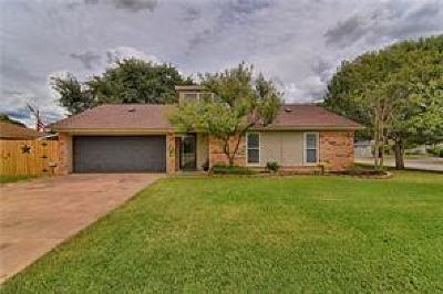 Crowley Single Family Home For Sale: 1408 Strickland Drive