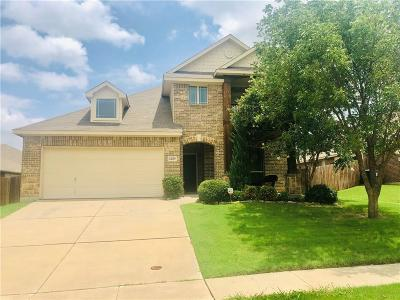 Mansfield Residential Lease For Lease: 1229 Concho Trail