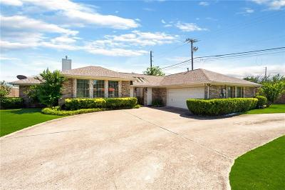 Single Family Home For Sale: 6002 Costera Lane