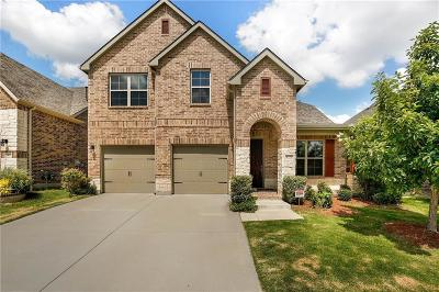 McKinney Single Family Home For Sale: 4220 Forebridge Drive