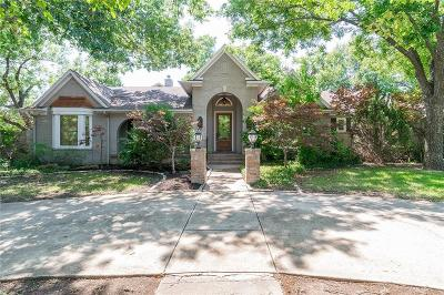 Dallas Single Family Home For Sale: 12107 Shiremont Drive