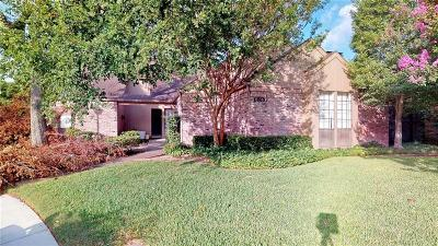 Dallas Single Family Home Active Option Contract: 6530 Laurel Valley Road
