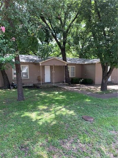 Waxahachie Multi Family Home Active Option Contract: 304 John Arden Drive