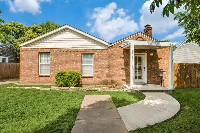 Fort Worth Single Family Home For Sale: 3620 Stadium Drive