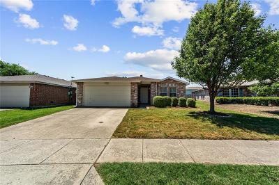 McKinney Single Family Home For Sale: 3111 Legend Drive