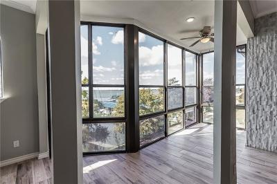 Rockwall Residential Lease For Lease: 458 Yacht Club Drive #C